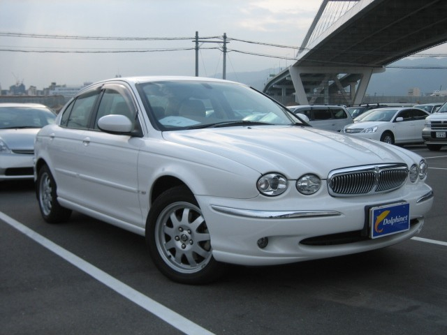 ジャガー(jaguar) X-TYPE